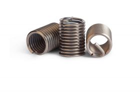 UNC 4-40x1.5D Wire Thread Inserts (Bag of 100)